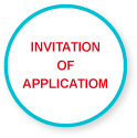 INVITATION OF APPLICATION
